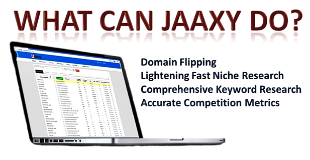 What is Jaaxy and what can it do?